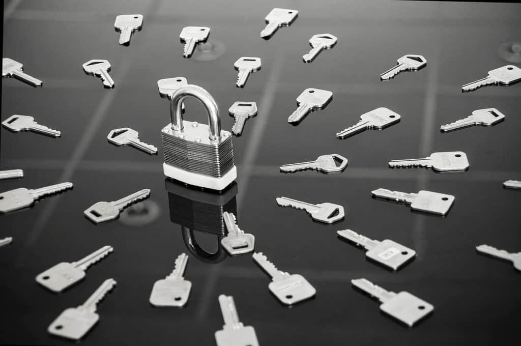 Když nájemce vymění zámek, musí odevzdat klíč pronajímateli? 2
